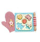Le Toy Van Le Set de Cookies Honeybake de Toy Van/ Cookie Set