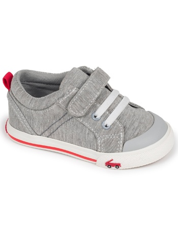 See Kai Run FW17 Souliers Tanner Gray See Kai Run Sneakers