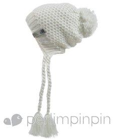 FW16 Tuque Acrylique à Oreilles Cille de Perlimpinpin/ Winter Hat
