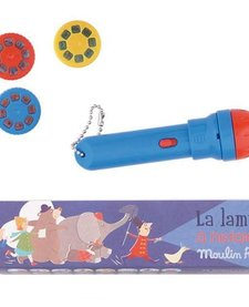 Lampe des Ombres de Moulin Roty/ Shadow Torch