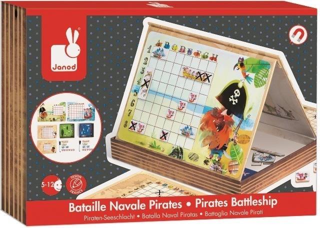 Janod Bataille Navale Pirates de Janod/ Pirates Battleship