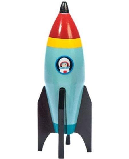 Fusée de l'Espace en Bois Toy Van/ Space Rocket