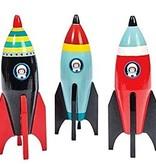 Le Toy Van Fusée de l'Espace en Bois Toy Van/ Space Rocket