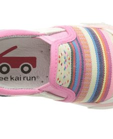 SS17 Souliers Italya Multi Stripe See Kai Run Sneakers