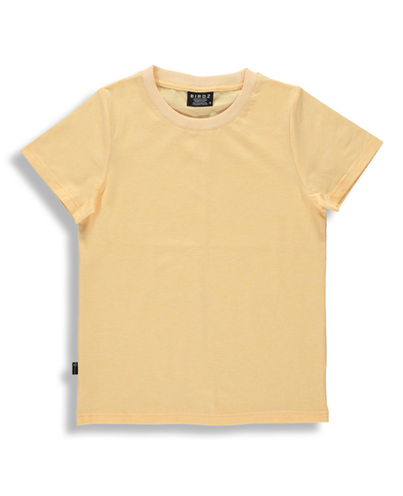 SS21 T-SHIRT MANCHES COURTE SORANGE/BASIC T-SHIRT SHORT SLEEVES ORANGE