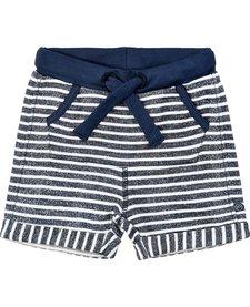 SS17 Short Ligné Minymo/ Striped Sort