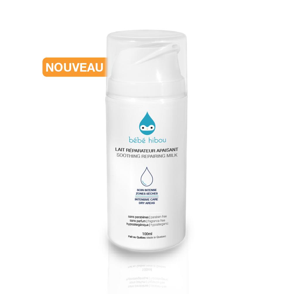 Bébé Hibou Lait Réparateur Apaisant / Soothing Repairing Milk