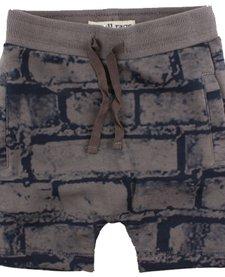 SS17 Short Façon Briques de Small Rags / Sweat Shorts