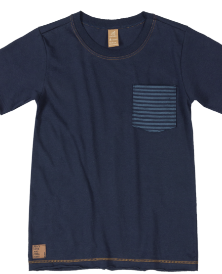 SS21 Chandail avec Détail Poche Rayée de UpBaby - Tshirt UpBaby