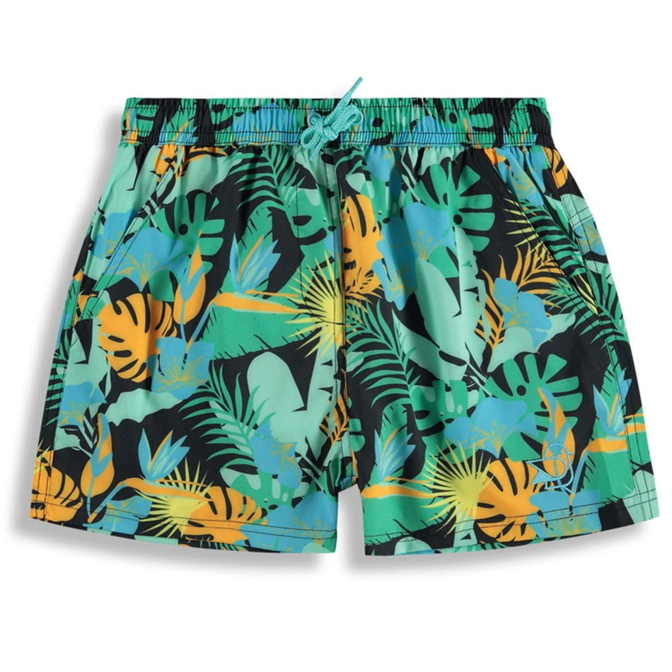 Birdz SS21 Maillot Short Motif Jungle de Birdz