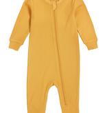 Petit Lem SS21 Ensemble de jour une piece moutarde / onepiece mustard day suit