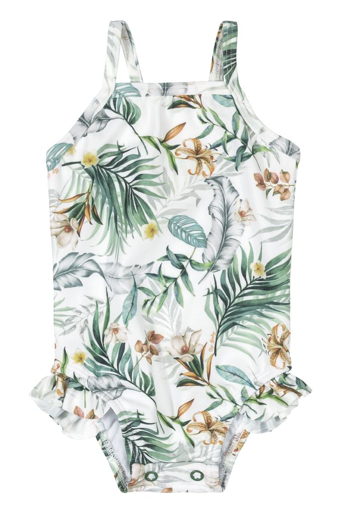 Up Baby SS21 Maillot de Bain Exotique Une Pièce de UpBaby - Exotic Swimsuit One Piece UpBaby