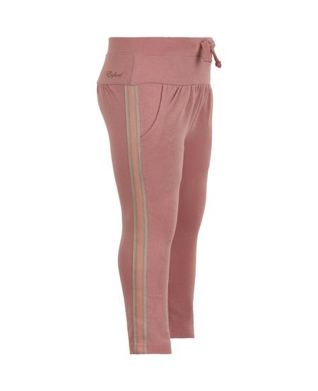 SS21 pantalon rose avec bordure/pants weat rose dawn