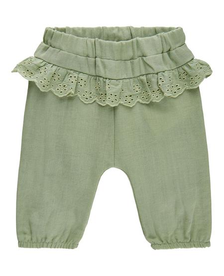 SS21 Pantalon vert menthe/pants lint