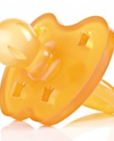Suce Hevea Crown Ronde Pacifier