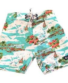 SS17 Maillot de Bain Garçon Hawaii de Claesen's / Swimming Costume