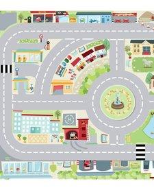 Tapis de Jeu Ville-Car City Toy Van