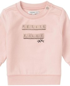 SS18 Chandail Rose Petite FIlle Noppies/Pink Sweater