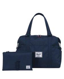 Sac à Couches Strand Sprout avec Matelas à Langer Herschel Supply Co. Brand Bleu