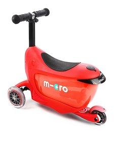 Mini2go Deluxe de Micro Rouge/ Mini2go Deluxe Red