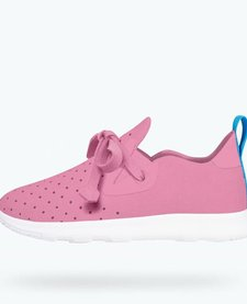 FW18 Souliers Native Apollo Moc Malibu Pink/Shell White AP Moc Junior