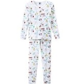 Petit Bateau FW18 Pyjama Snugfit 2 Pièces / Petit Bateau