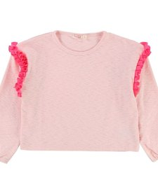 FW18 Chandail à Volants BillieBlush