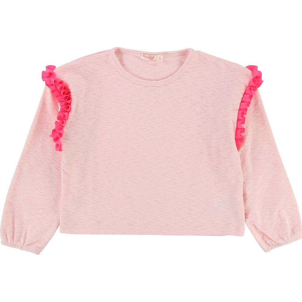 Billieblush FW18 Chandail à Volants BillieBlush