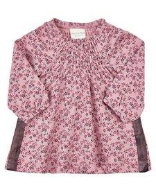 FW18 Robe Fleurie en Coton de Minymo