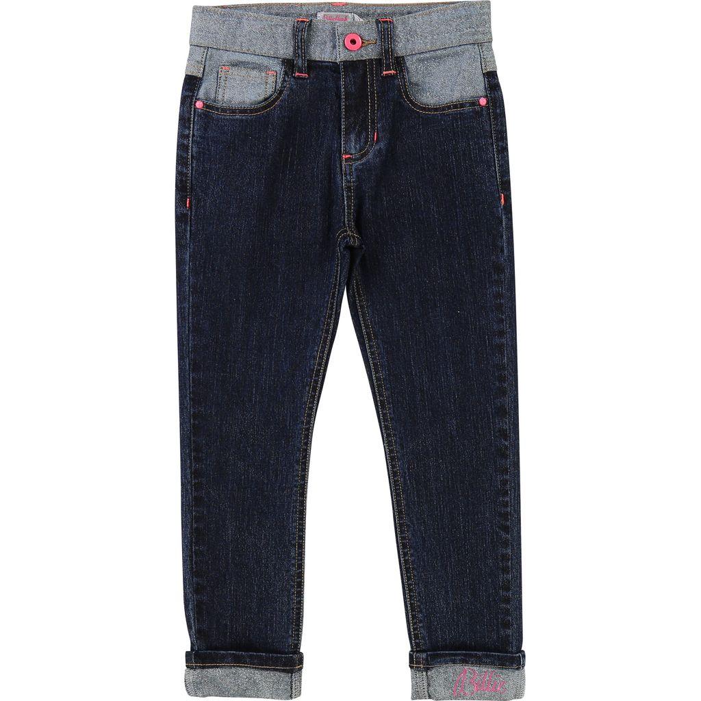 Billieblush FW18 Pantalon Denim Brillant - Billieblush