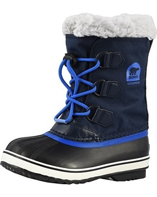 Sorel FW18 Bottes d'Hivers Sorel Bleues/ Yoot Pac Blue Winter Boots