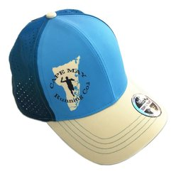 Boco Gear Running Trucker - Blue/Blue - We Run the Beaches Brim