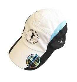 Boco Gear Tri Hat White/Black/Blue