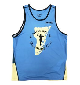 Zoot Sports Men's Run Custom Singlet