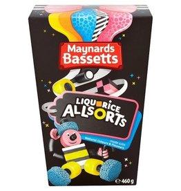 FOODS BASSETTS LIQUORICE ALLSORTS CARTON (400g)