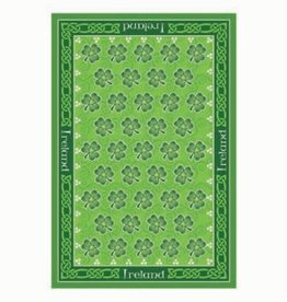 KITCHEN & ACCESSORIES TEA TOWEL - Dancing Shamrocks