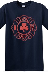 SHIRTS SHAMROCK FIRE DEPT SHIRT