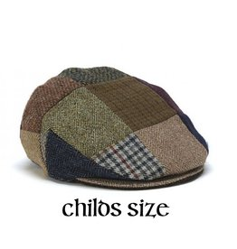 KIDS ACCESSORIES CHILDRENS TWEED PATCH CAP