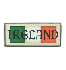 DECOR IRELAND FLAG WOOD SIGN