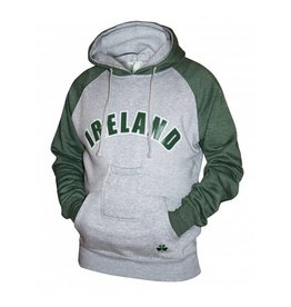 SWEATSHIRTS CROKER IRELAND SHAMROCK BEER BOTTLE HOODIE