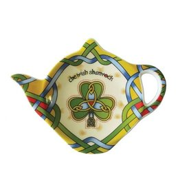 KITCHEN & ACCESSORIES CELTIC WEAVE TEABAG HOLDER