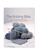 BOOKS THE KNITTING BIBLE