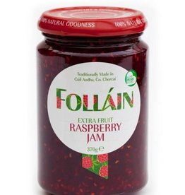 MISC FOODS FOLLAIN JAM - RASPBERRY