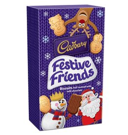 FOODS CADBURY FESTIVE FRIENDS CARTON (150g)