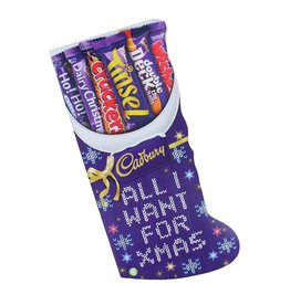 CANDY CADBURY STOCKING SELECTION BOX