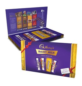 FOODS CADBURY RETRO SELECTION BOX