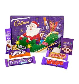 CANDY CADBURY MEDIUM SELECTION BOX