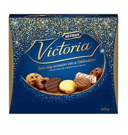 FOODS McVITIES VICTORIA CARTON (21.1oz)