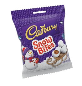 FOODS CADBURY SNOWBITES BAG (90g)