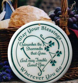 KITCHEN & ACCESSORIES MAY YOUR BLESSINGS OUTNUMBER BREAD WARMER